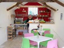 Elm Farm Cafe Porthtowan