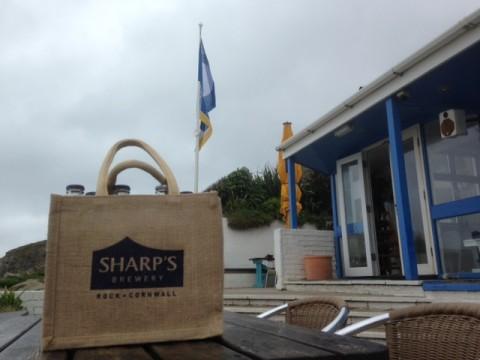 Sharps Beer Sponsor