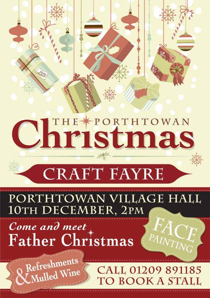 craft fayre poster